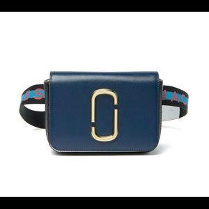 Marc Jacobs Hip Shot Convertible Belt Body Bag!